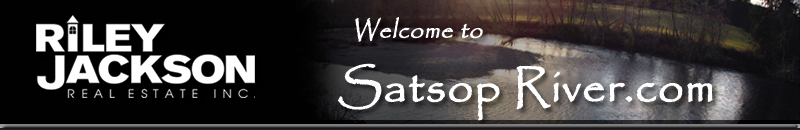 Satsop River, Paul Strawn Riley Jackson Real Estate Homes in Olympia